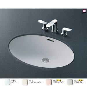 【L548U】TOTO カウンター式洗面器 アンダーカウンター式・フレーム式 【トートー】