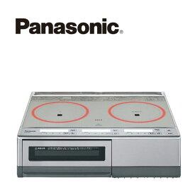 パナソニック KZ-E60KM 幅59cm シングル(右IH)オールメタル対応 据置タイプ IHクッキングヒーター