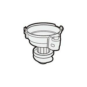 シャープ 掃除機用 カップカバー(筒型フィルター付き)(217 221 0492)