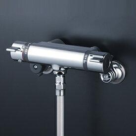 【メーカー直送にて送料無料】KVK KF800TF サーモスタット式シャワー(シャワー専用型)