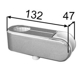 ◇在庫有【メール便対応可】 LIXIL(INAX) 補修部品 CKNB(5)-SF/CH スライドバー用シャワーフック バー直径30ミリ専用 シャワー前掲角度調節可 ボタン一つで上下移動可能 クロムメッキタイプ