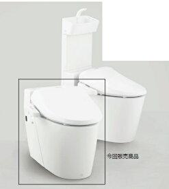パナソニック PANASONIC CH3000WSE7(CH3000WS同一商品)+CH300F(床排水ソケット)+大小リモコン(CH300S)排水芯200/120mm 洗浄水量3.0L/4.6L ホワイト アラウーノV ガラス素材で軽量 低水圧対応 配管セットはリフォーム用に変更可(別料金)