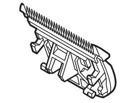 【メール便対応可】 パナソニック プロ用バリカン替刃 ER9900
