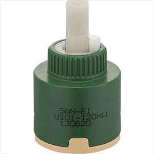【メール便なら300円で発送可能】三栄水栓 PU101-120X シングルレバー用カートリッジ PU101-120X