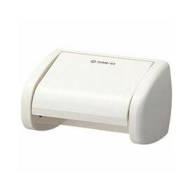 三栄水栓 SANEI トイレ用 W372 ワンタッチペーパーホルダー 紙巻器 アイボリー W372-I ペーパーホルダー おしゃれ