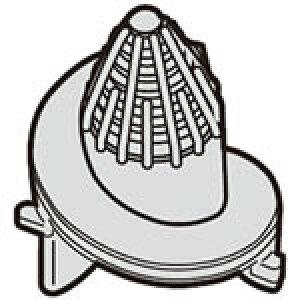シャープ 掃除機用 筒型フィルター(217 395 1101)