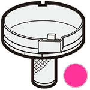 シャープ 掃除機用 筒型フィルター(上)<ピンク系>(217 213 0129)