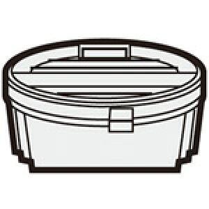 シャープ 掃除機用 高性能プリーツフィルター(217 337 0531)