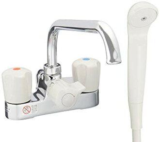 沒有TOTO TMS26C 2方向盤淋浴金屬零件1點的靜水的個體心理120mm非上升單向閥噴霧器(節水)