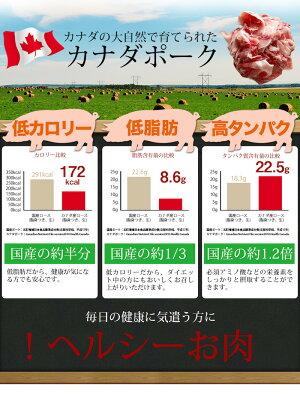 【業務用】豚ウデスライス2.0mm1kg