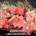 【業務用】焼肉バイキング5品チョイス