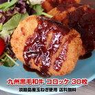 【業務用】九州産黒毛和牛コロッケ60g×10枚セット