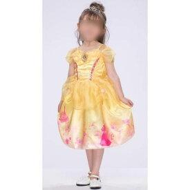 ディズニープリンセス おしゃれドレス 「美女と野獣 ベル」 ハロウィーン 仮装ドレス プリンセスドレス