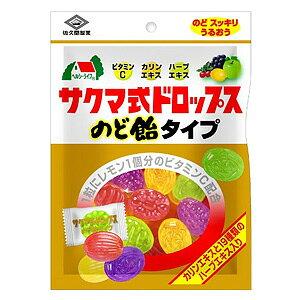 サクマ式ドロップス のど飴タイプ 90g_