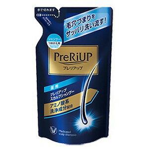 プレリアップ スカルプシャンプー つめかえ用 350ml 医薬部外品