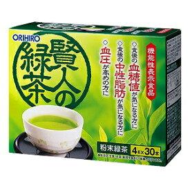 オリヒロ 賢人の緑茶 210g(7g×30本)_