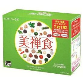 ドクターシーラボ 美禅食 ( 15.4g×30包 ) (ごまきな粉味)_