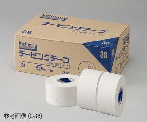 テーピングテープ[非伸縮]19mm×12m CH-19 24巻入