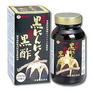 ファイン 発酵黒にんにく黒酢 72g(600mg×120粒)_