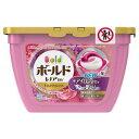 ボールド 洗濯洗剤 ジェルボール3D 癒しのプレミアムブロッサムの香り 本体 18個入_