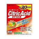 Citric Acid クエン酸スティック 30日分(2g×60包)_