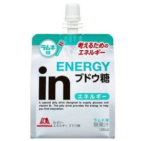 ウイダーinゼリー エネルギーブドウ糖 180g×6個