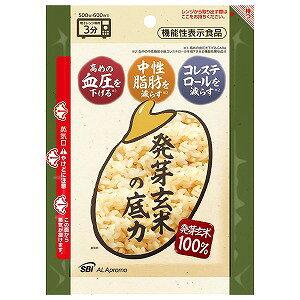 発芽玄米の底力 160g