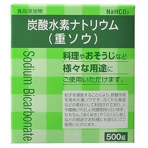 大洋製薬 食品添加物 炭酸水素ナトリウム(重曹) 500g