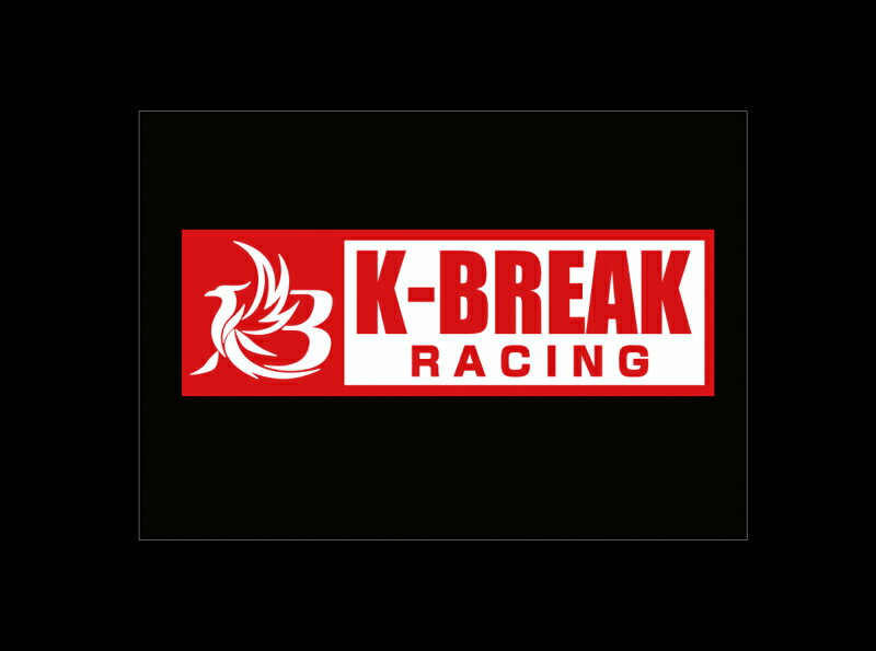 K-BREAKステッカー【K-BREAK RACING】