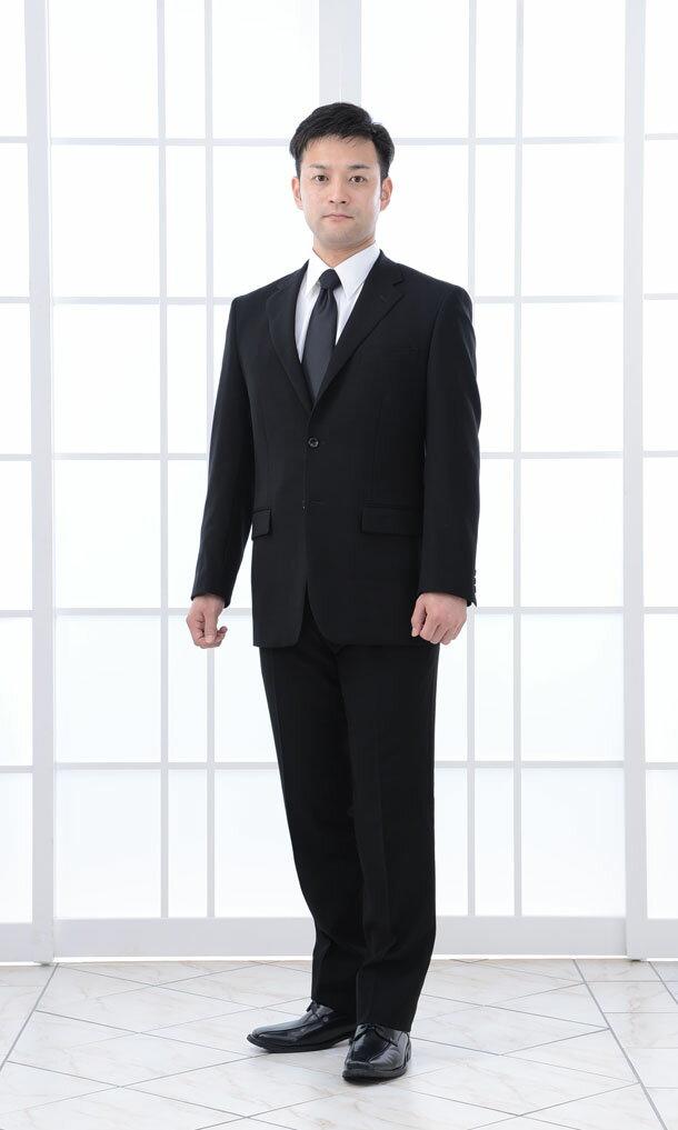 喪服 レンタル〔喪服〕〔礼服レンタル〕〔喪服〕レンタル礼服シングル1cp0001 〔ブラックフォーマル〕【往復送料無料】【喪服/ブラックスーツ】【通夜】【葬式】【葬儀】【礼服】【黒服】【スーツ】【あす楽】《シングル》〕〔紳士〕〔メンズ〕〔MEN〕fy16REN07(10P03Dec16)