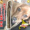 【ポイント最大10倍】[20cm 中型犬 小型犬] 【ランキング1位獲得】鹿の角 半割 北海道 国産 鹿角 犬のおもちゃ 犬 犬…