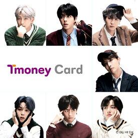 【数量限定】 防弾少年団(BTS X CU) 公式グッズ / レンチキュラー BTS T-moneyカード / K-POP / ( 韓国 ソウル 地下鉄 バース 旅行 )