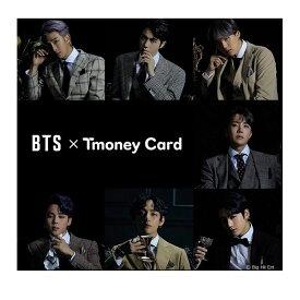 【数量限定】 防弾少年団(BTS X CU) 公式グッズ / BTS T-moneyカード / K-POP / ( 韓国 ソウル 地下鉄 バース 旅行 )
