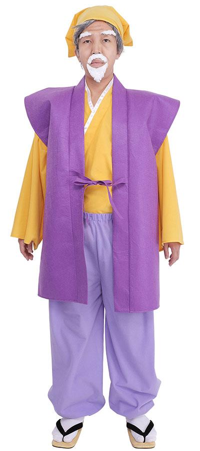水戸黄門コスプレ、水戸黄門コスチューム、時代劇衣装、水戸黄門衣装