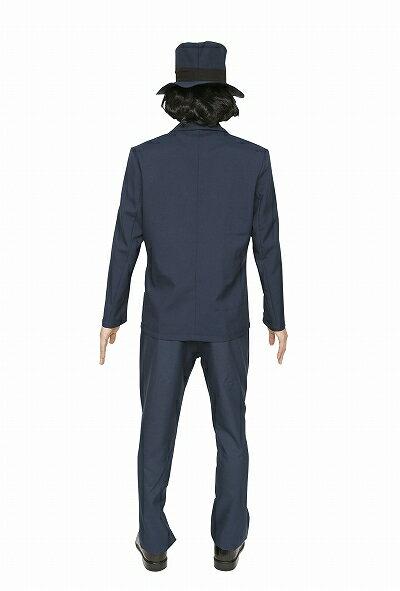 【ルパン三世コスプレ】大泥棒シリーズクールガンマン[次元大介コスプレ衣装コスチュームルパン仮装大人男性なりきり衣装]【A-1328_862932】
