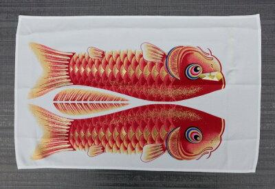 鯉のぼりご祝儀袋(赤)[鯉のぼりご祝儀袋結婚式お祝いイベント祭りパーティー鯉幟]【B-2855_169782】