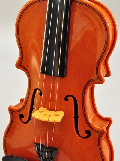 【バイオリン玩具子供用】バイオリン自動演奏(ブラウン)[玩具楽器おもちゃバイオリン自動演奏手動演奏子供用音楽雑貨]【B-2821_237017】