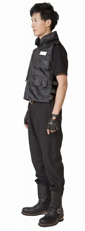 【SWATコスプレ】MENコススワット[SWAT衣装メンズ警察ポリススワットコスチューム男性ハロウィンメンズ衣装]【A-1906_881063】