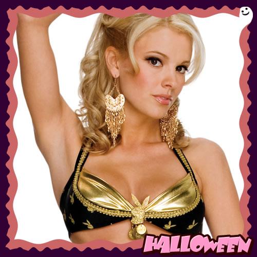 [ハロウィン コスプレ] プレイボーイ・ハーレム・ガール(Playboy Harem Girl)[ハロウィン衣装 ハロウィンコスチューム ハロウィン仮装 衣装 コスチューム]【969852】
