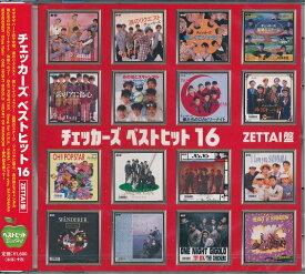 【ポイント5倍】チェッカーズ ベストヒット16 ZETTAI版 CD