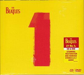 【ポイント5倍】THE BEATLES ザ・ビートルズ1 究極のベスト CD+DVD