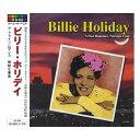 【ポイント5倍】ビリー・ホリデイ ベスト CD
