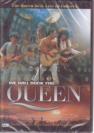 【ポイント5倍】QUEEN We Will Rock You クイーン DVD