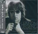 【ポイント5倍】ジョン・レノン JOHN LENNON ベスト レノン・レジェンド 輸入盤 CD