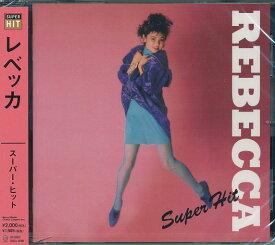 REBECCA レベッカ ベスト CD