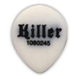Killer Original Pick サンドピック白 1mm 《ピック》【100枚セット】【送料無料】