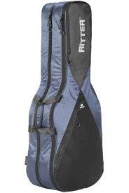 Ritter PERFORMANCE Series RGP5-DE -Double E-Guitar- NBK (Navy/Black) 《ギター2本収納可能ケース》