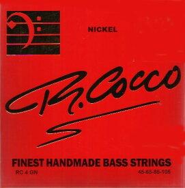 R.Cocco RC 4 G - Nickel (45-105)《ベース用弦》 【ネコポス】