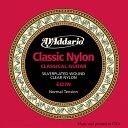 D'Addario EJ27N Student Nylon, Normal Tension《クラシックギター弦》 【ネコポス】