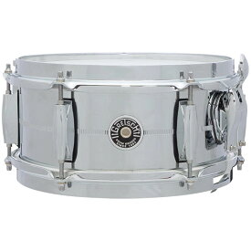"Gretsch Drums Chrome Over Steel Shell Snares GB-4161S (10""x5"")《スネアドラム》【送料無料】"